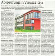 Die Rheinpfalz vom 10.03.2020