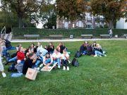 Pizza-Picknick